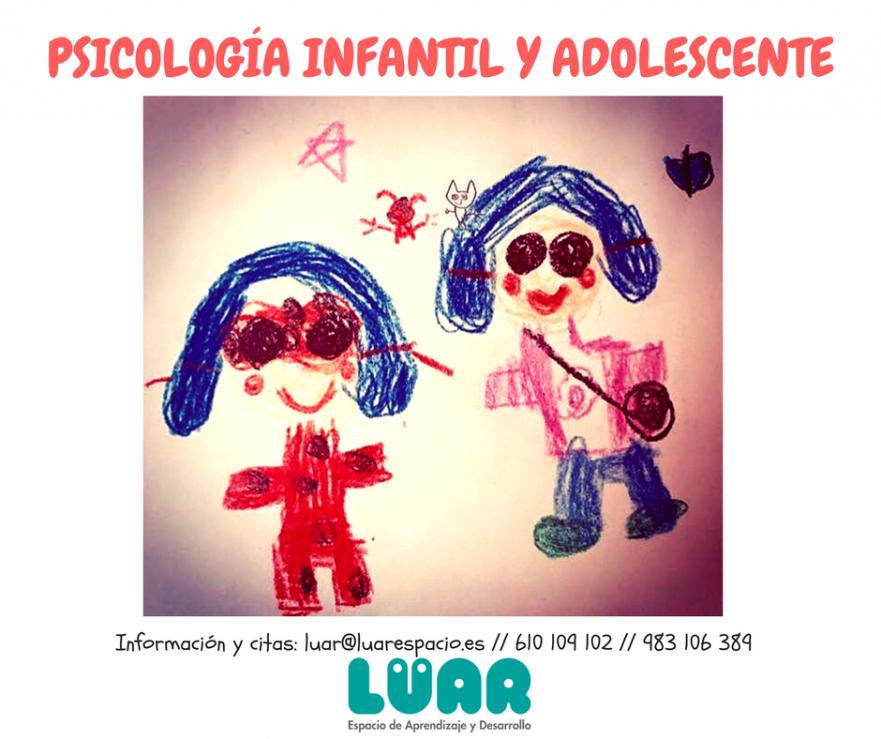 psicología infantil valladolid